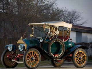 обои Ретро авто - Herreshoff Runabout 1913 фото