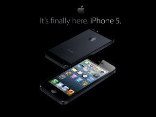 обои Cмартфон iPhone 5 фото
