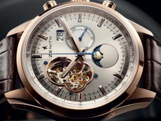 обои Швейцарские часы Zenith фото
