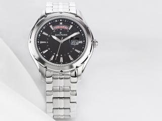 обои Серебристые часы Jack Pierre фото