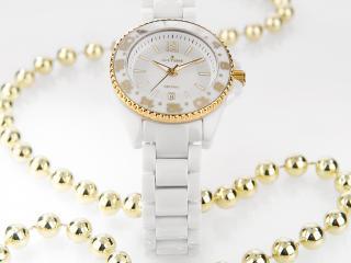 обои Белые часы Jack Pierre фото
