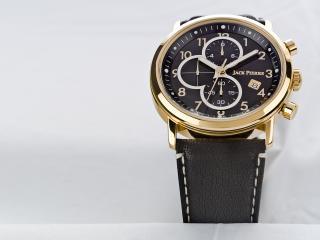 обои Золотистые часы Jack Pierre фото