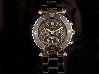 обои Черные часы Jack Pierre фото