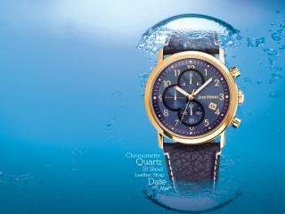 обои Часы Jack Pierre в воде фото