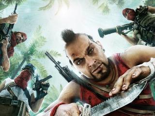 обои Герои игры Far Cry 3 фото
