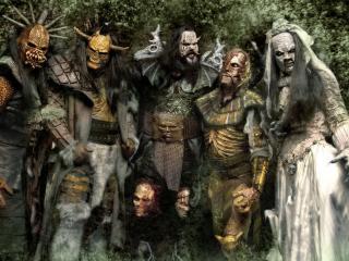 обои Финская метал-группа Lordi фото