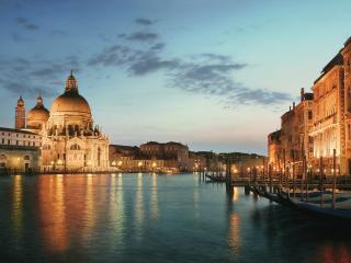 обои Вечеpняя Венеция фото