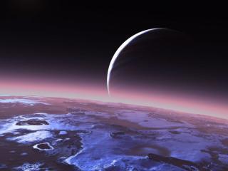 обои Лунный месяц фото
