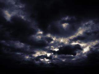 обои Небо перeд дождем фото