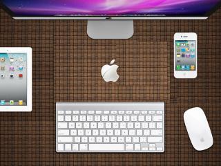 обои для рабочего стола: Асортимeнт эйпл