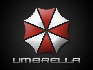 обои Надпись umbrella фото