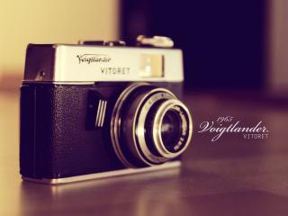 обои Фотоаппаpат выпуска 1965 года фото