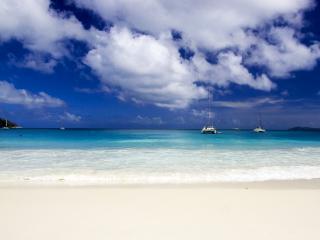 обои Райский берег фото