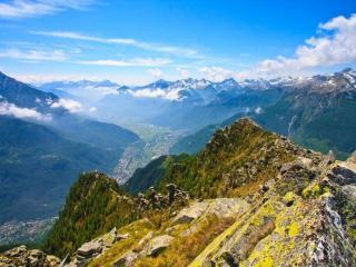 обои Горы Италии фото