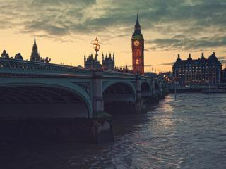 обои Лондонский Биг-Бен фото