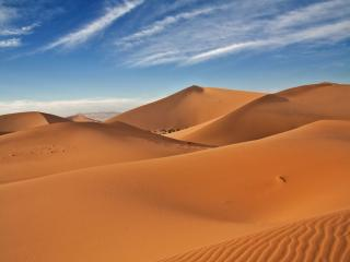 обои Пустыня колоритная фото