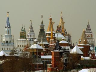 обои Русские небоскрёбы фото