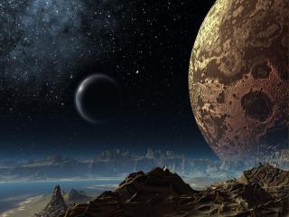 обои Космический вид фото