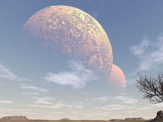 обои Чужие планеты фото