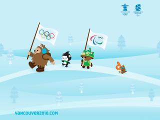 обои Олимпиада Ванкувер фото