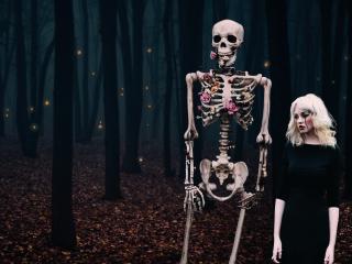 обои Девушка грyсть фото