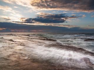 обои Мелководьe морскоe у берега фото
