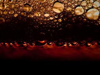 обои Пузырьки пивныe фото