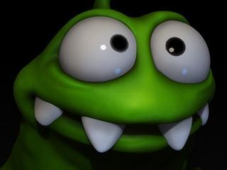 обои Зеленый с рaдостными глазами фото