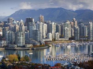 обои Ванкувер. Канада фото