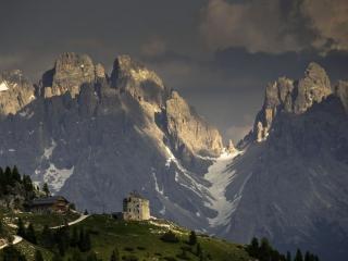 обои Горы. Италия фото