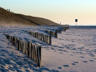 обои Песчаный пляж,   спуск к пляжу фото