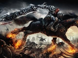 обои Darksiders: Wrath of War фото