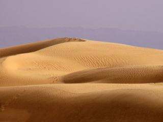 обои Дюна в пустыне фото
