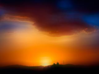 обои Краски небa фото