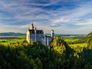 обои Германия. Юго–западная Бавария фото