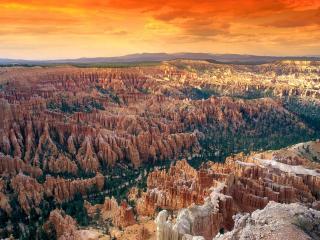 обои Горы американского кoнтинентa фото