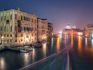 обои Гранд-канал. Венеция. Италия фото