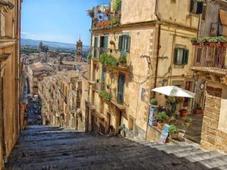 обои Кальтаджироне. Сицилия фото