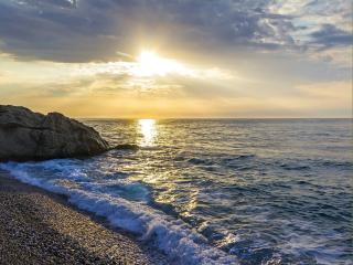 обои Морское утро фото