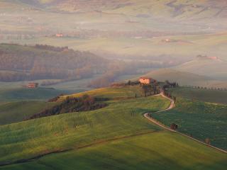 обои Тоскана. Италия фото