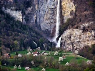 обои Санкт Галлен. Швейцария фото
