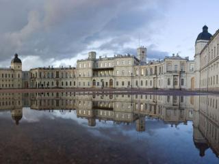 обои Гатчинский дворец фото