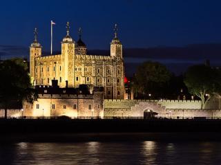 обои Лондонский замок фото