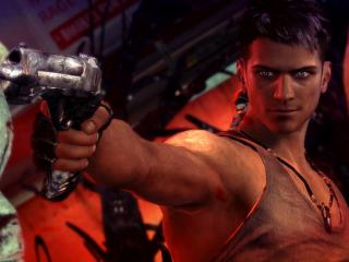 обои Devil May Cry фото