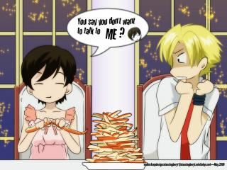 обои Ouran High School Host Club фото
