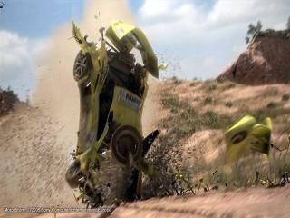 обои Motor Storm PS3 фото
