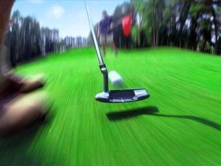обои Игра в гольф фото