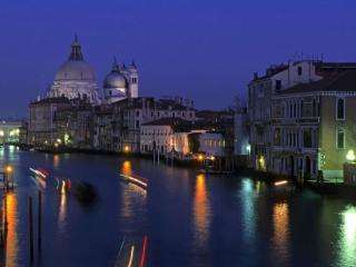 обои Ночная Венеция фото