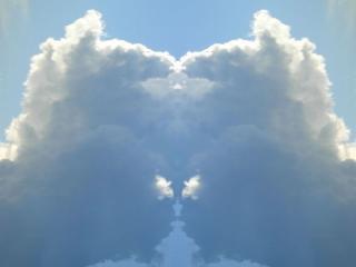 обои Воздушный поцелуй фото