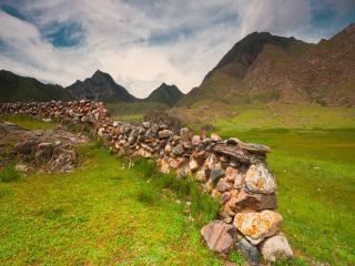 обои Алтайские мотивы. фото